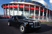 Rolls Royce Phantom 2007 года