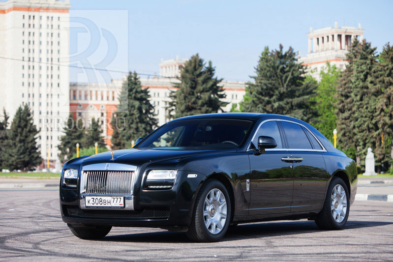Rolls Royce Phantom 2014 года