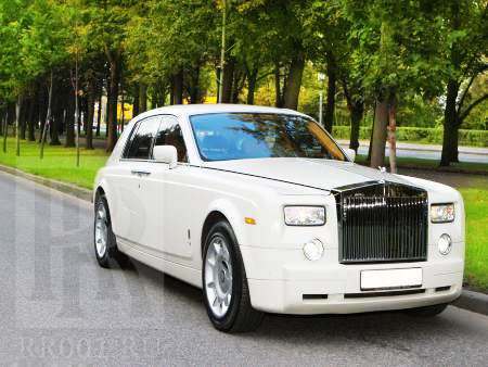 Rolls Royce Phantom 2010 года