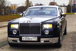 Rolls Royce Phantom Long 2010 года